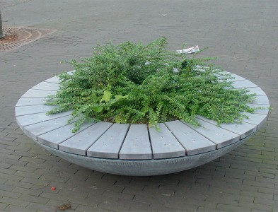 Plantenschalen Amsterdam