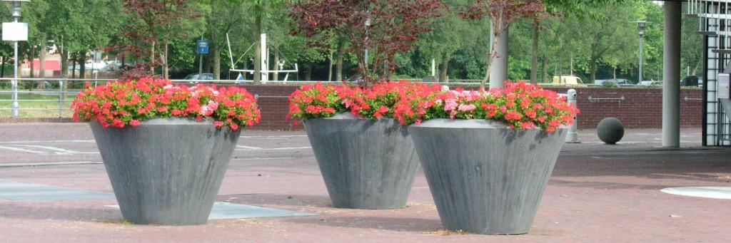 tuin en landschap plantenbakken