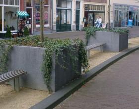 Boompotten gemeente Zwolle