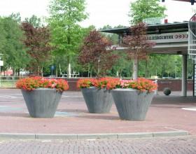 Boompotten gemeente Zutphen