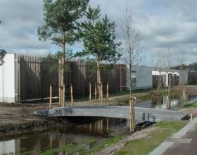 Voetgangersbruggen gemeente Tilburg
