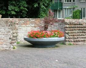 Plantenschaal Gemeente Zwolle
