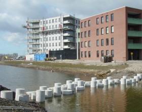 Looppad Columbuskwartier Almere