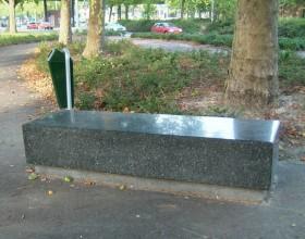Zitbanken Den-Haag