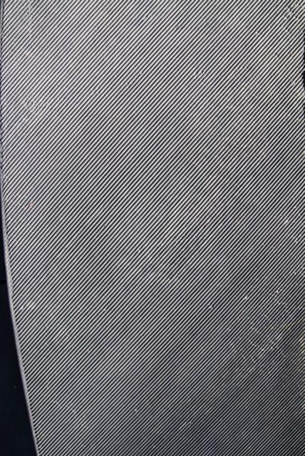 Frijnslag afwerking betonnen trap